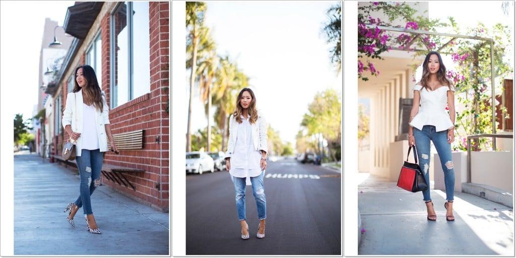 Jeans+Branco