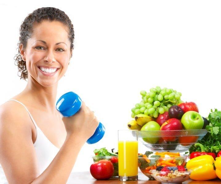 Fitness woman - Esteatose Hepática