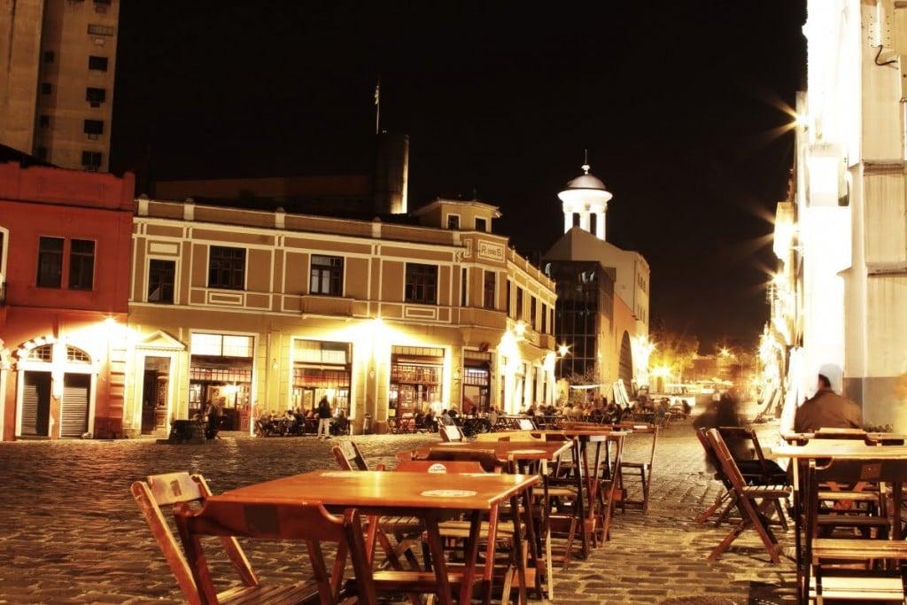 Bares e Restaurantes com ambiente externo em Curitiba - largo-da-ordem