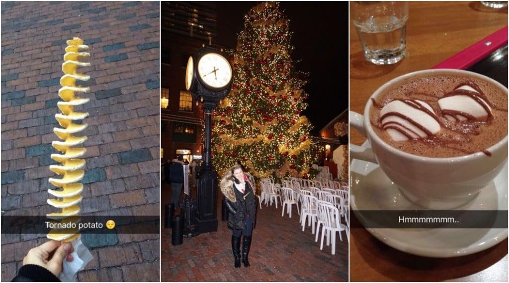 Natal em Toronto