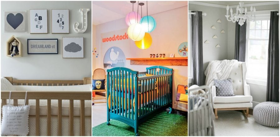 ideias para o quarto de bebê