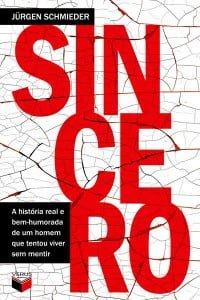 sincero - livro