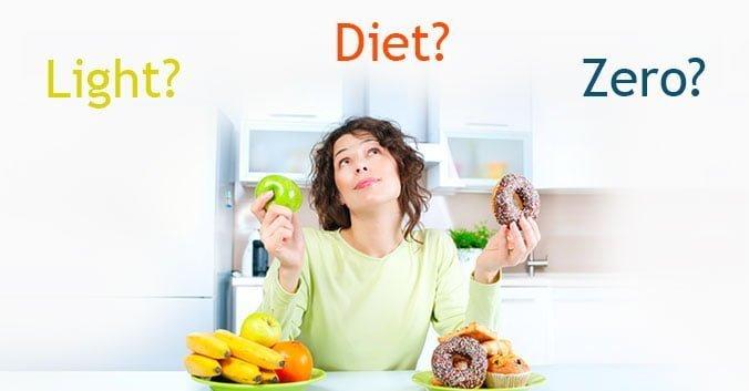 Diet-e-light-diferenças