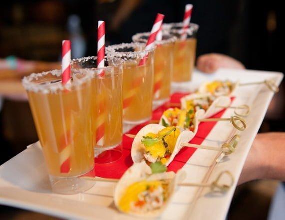 aperitivos e drinques