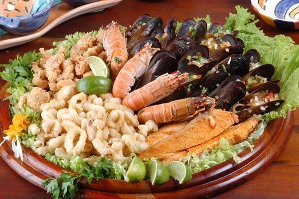 peixes e frutos do mar 2