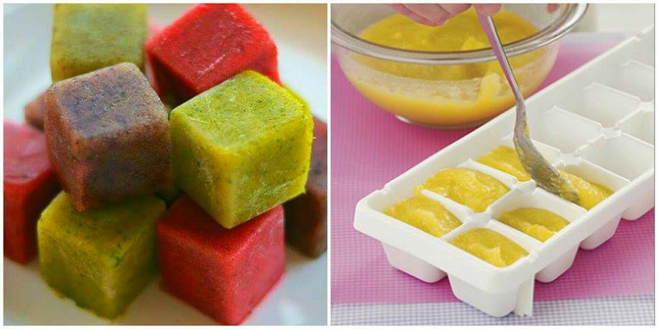 Congelamento de frutas 2