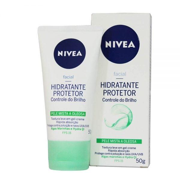 hidratante facial - nivea