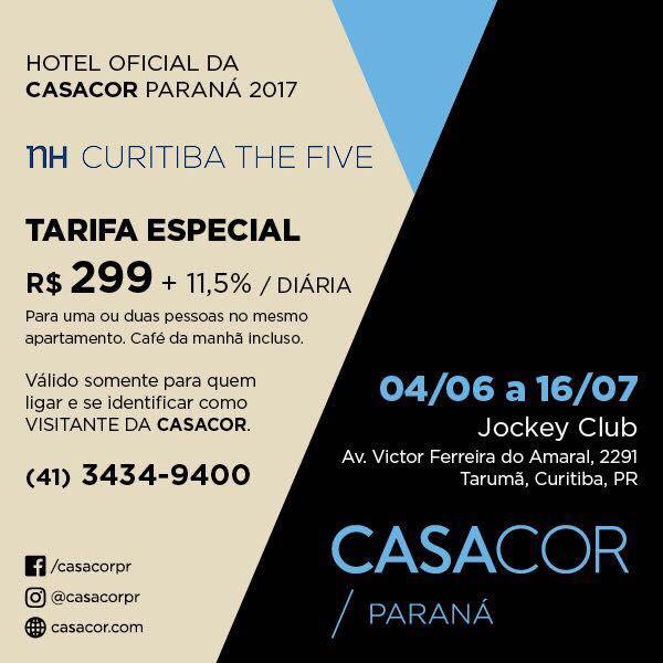 Casacor - Hotel Oficial