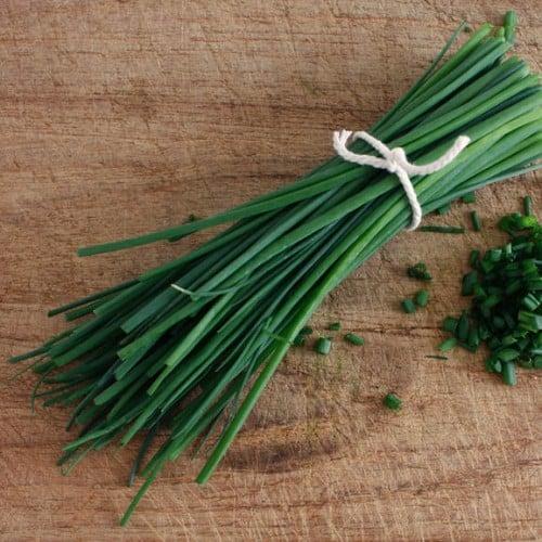 cebolinha - ervas frescas