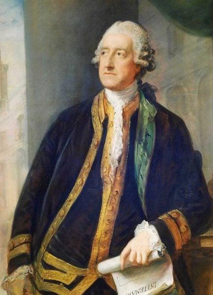 John Mantagu, conde de Sandwich