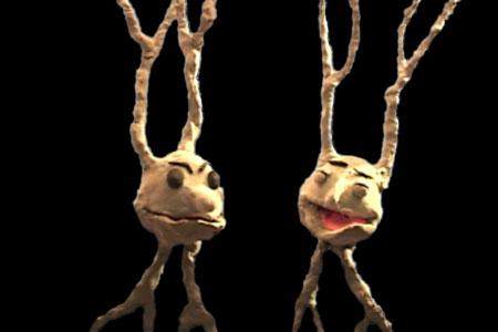 2 neuronios