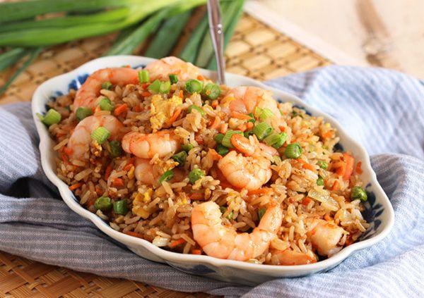 arroz à cantonesa