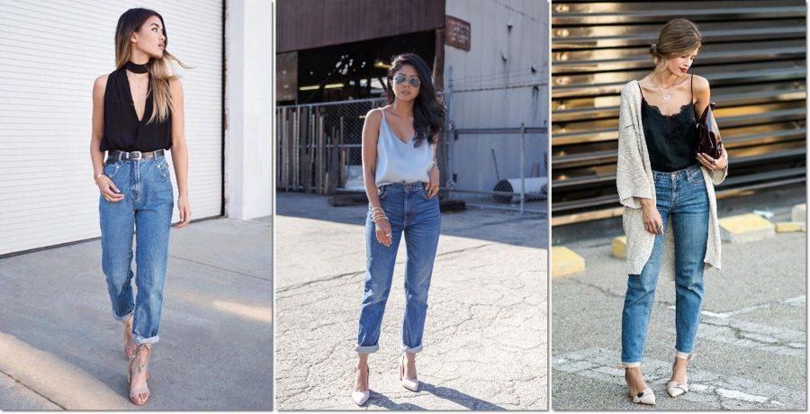 como usar mom jeans - 004