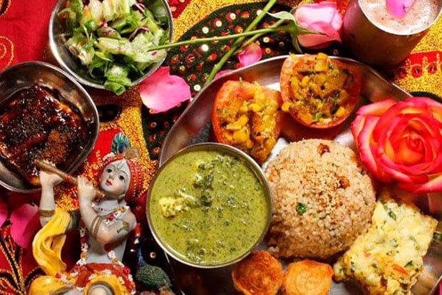 gastronomia indiana