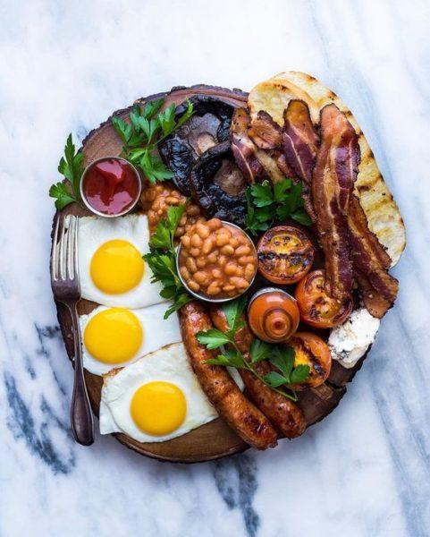 gastronomia inglesa