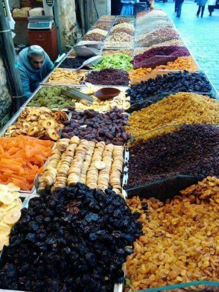 mercado israelense