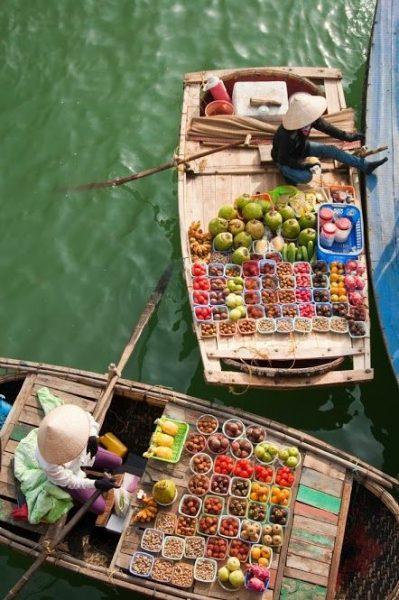 mercado vietnamita