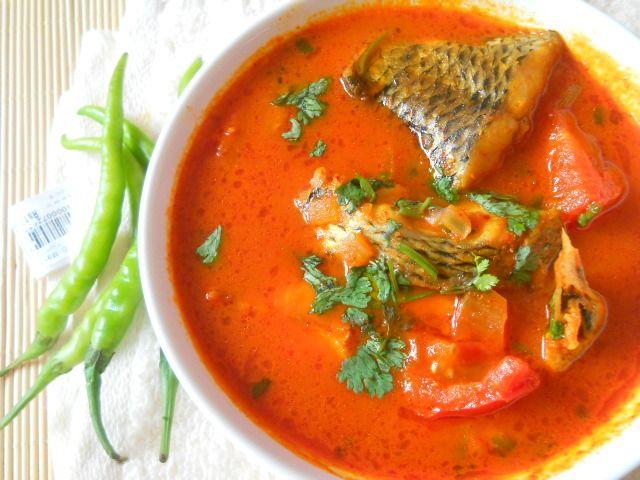 peixe à bengalesa