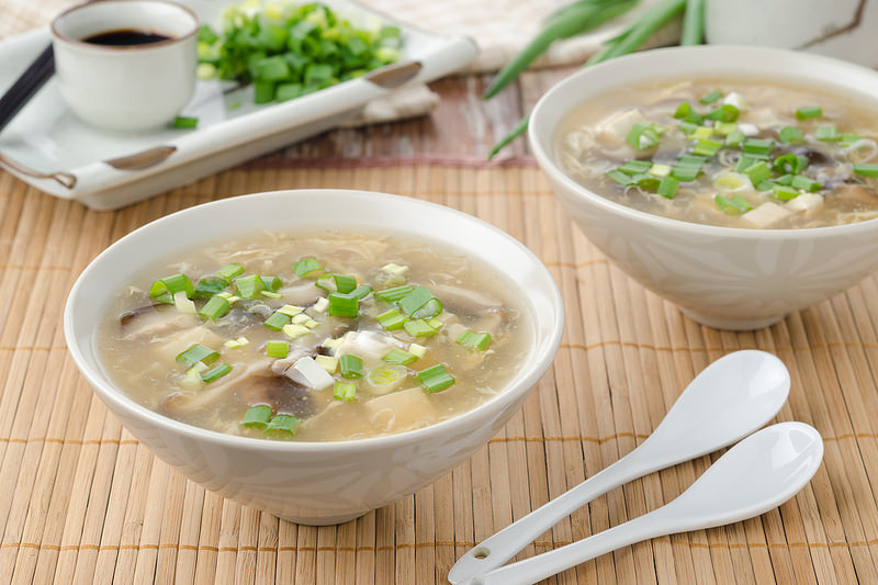sopa picante à pequim