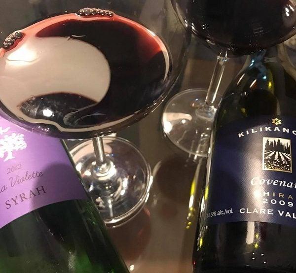 Degustação de vinhos em casa