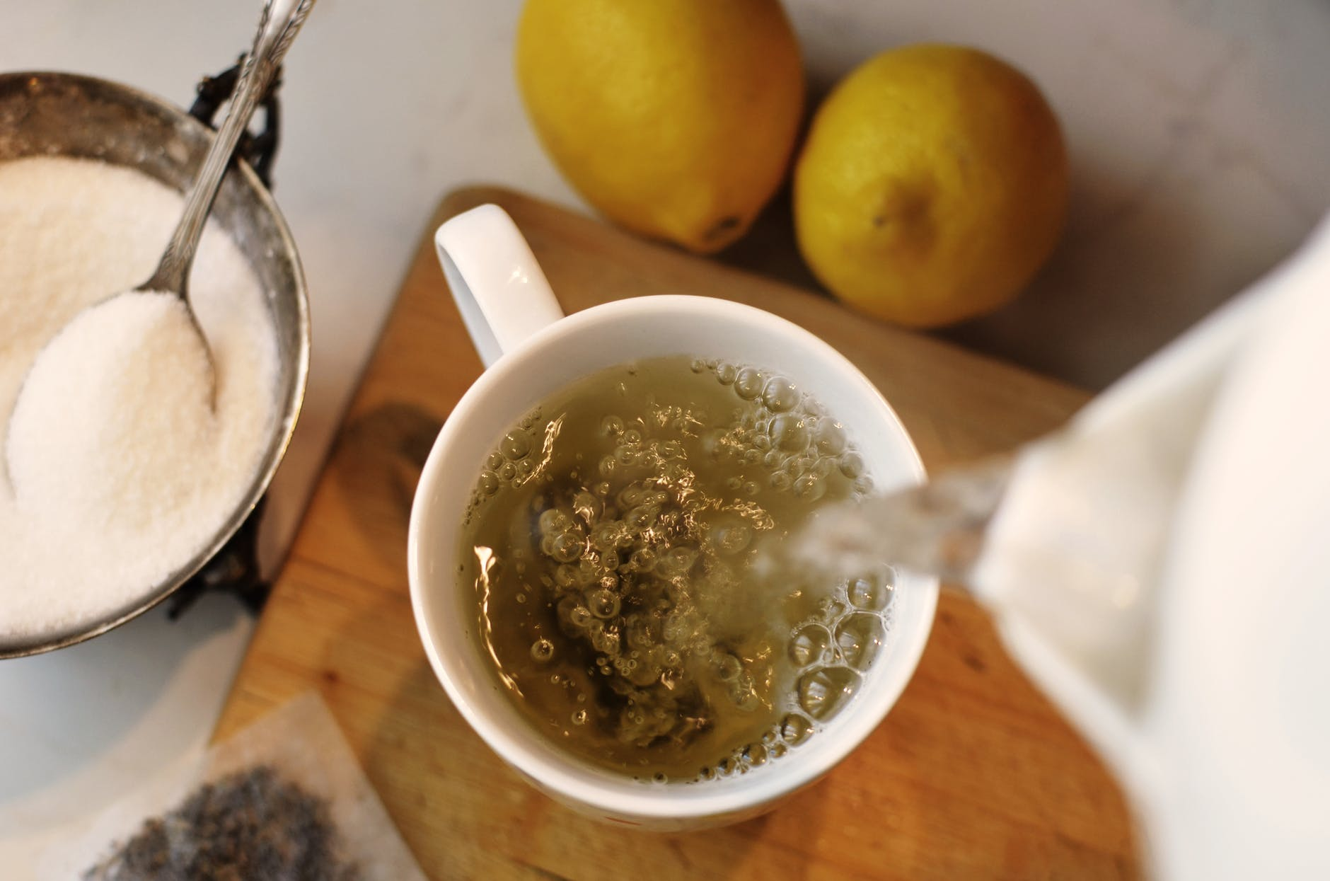 chá e suas propriedades