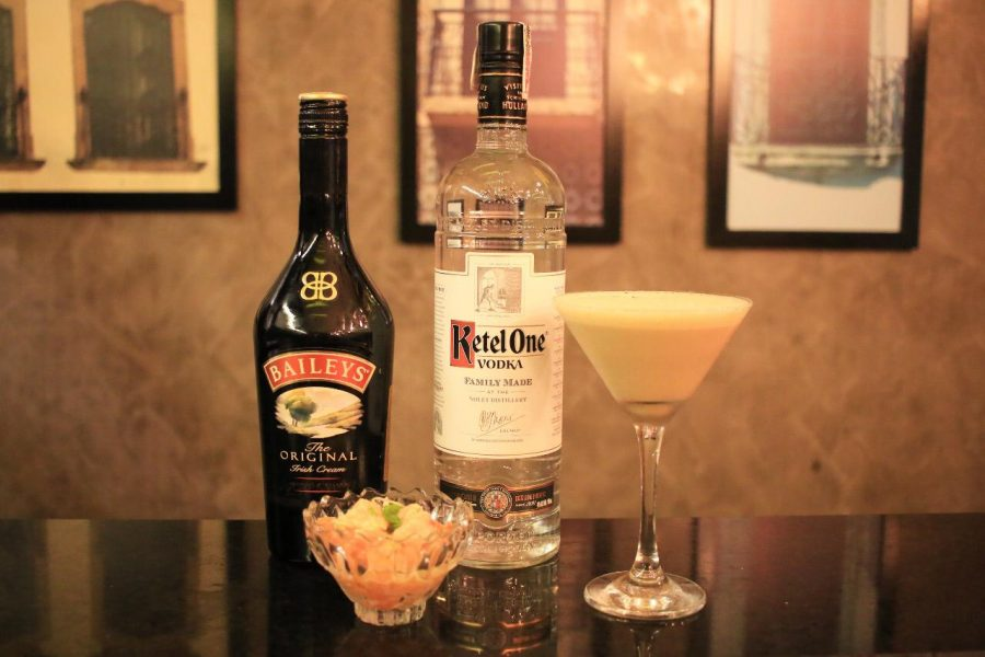 Vodka Moka Martini