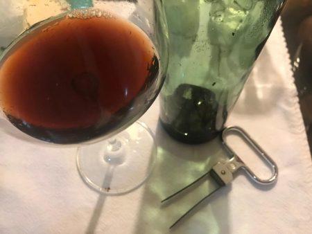 vinho velho